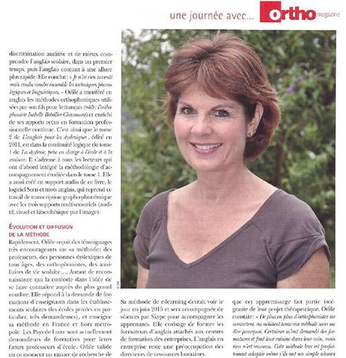 ortho-magazine-odile-golliet